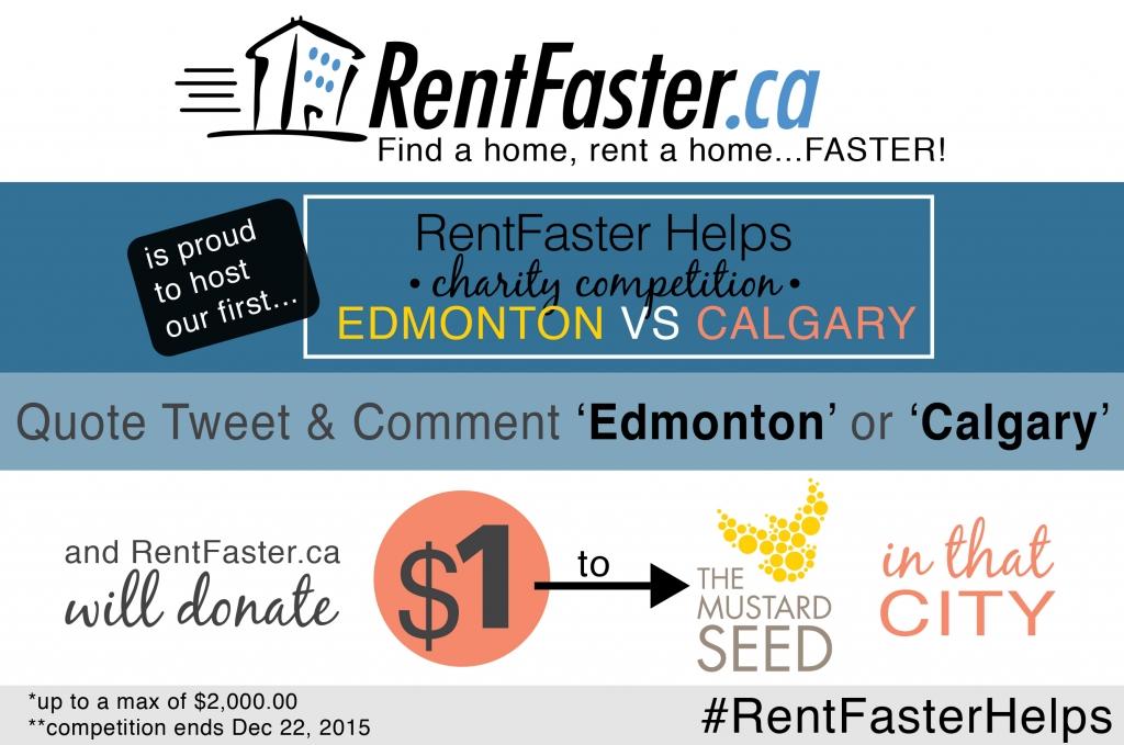 RentFaster Helps Twitter