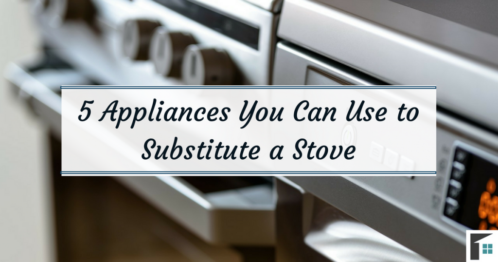 5 Appliances You Can Use to Substitute a Stove Image