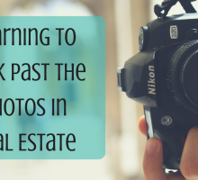 Learning to Look Past the Photos in Real Estate