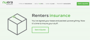 Process of Renting - Nuera Insurance