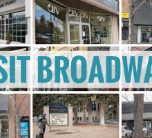 Feature Community: Saskatoon, Saskatchewan's Broadway Area