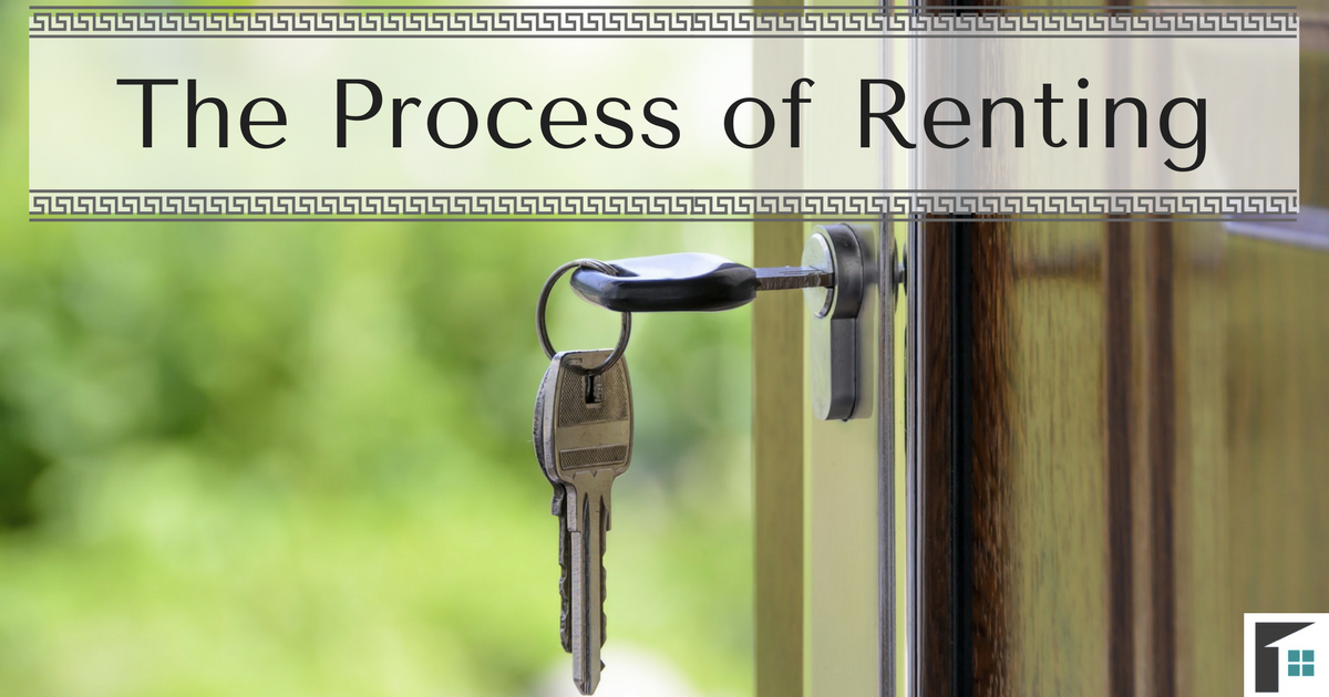 The Process of Renting