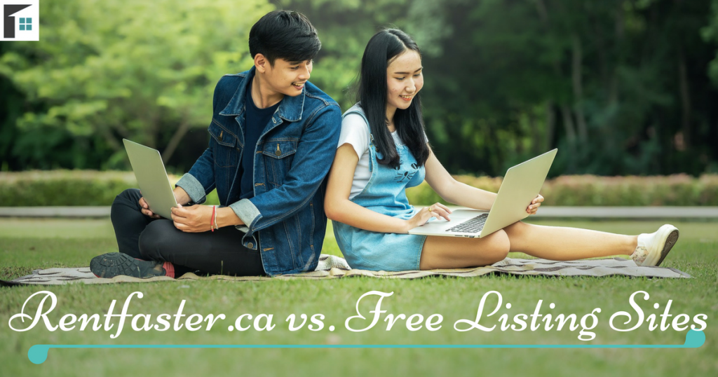 Rentfaster.ca vs. Free Listing Sites