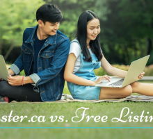 Rentfaster.ca vs. Free Listing Sites
