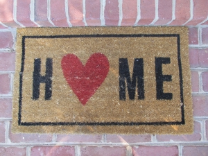 Door Mat - Spruce up your Front Step for Summer