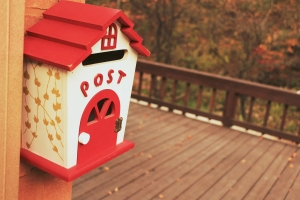 Mailbox - Spruce up your Front Step for Summer