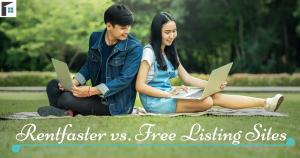 Rentfaster vs Free Listing Sites
