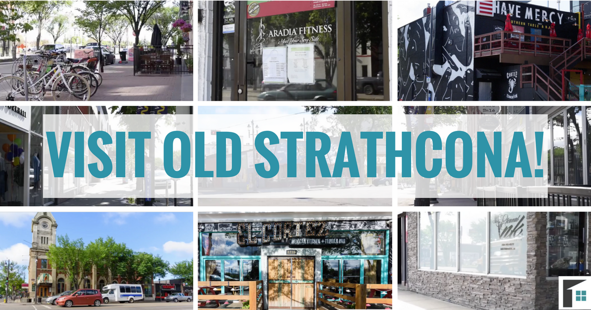 Feature Community: Edmonton, Alberta's Old Strathcona