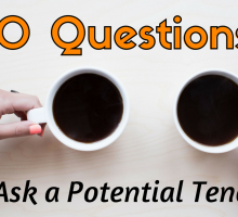 10 Questions to Ask a Potential Tenant