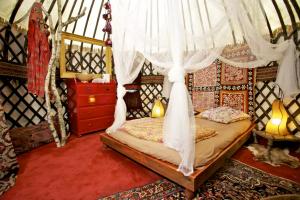 Afghani Yurt - Airbnb Rentals