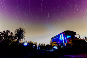 One-of-a-kind Converted Magic School Bus Adventure - Airbnb Rentals