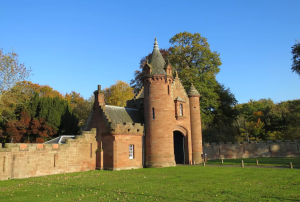 The Gatehouse to Ayton Castle - Airbnb Rentals