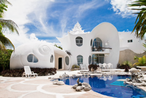 The World Famous Seashell House - Airbnb Rentals