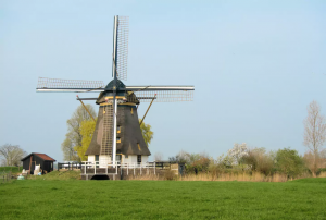 Windmill in the Netherlands - Airbnb Rentals