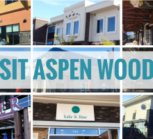Feature Community: Calgary, Alberta's Aspen Woods
