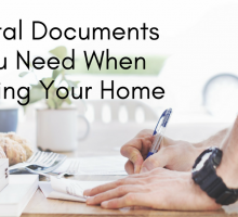 Rental Documents You Need When Renting Your Home