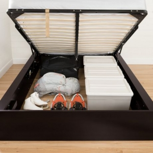 Save Space in Your Apartment - Hidden Storage - Storage Bed