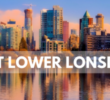 Feature Community: North Vancouver's Lower Lonsdale