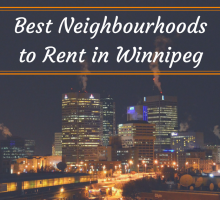 Best Neighbourhoods to Rent in Winnipeg
