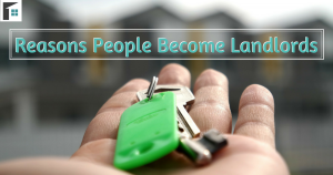 Reasons People Become Landlords