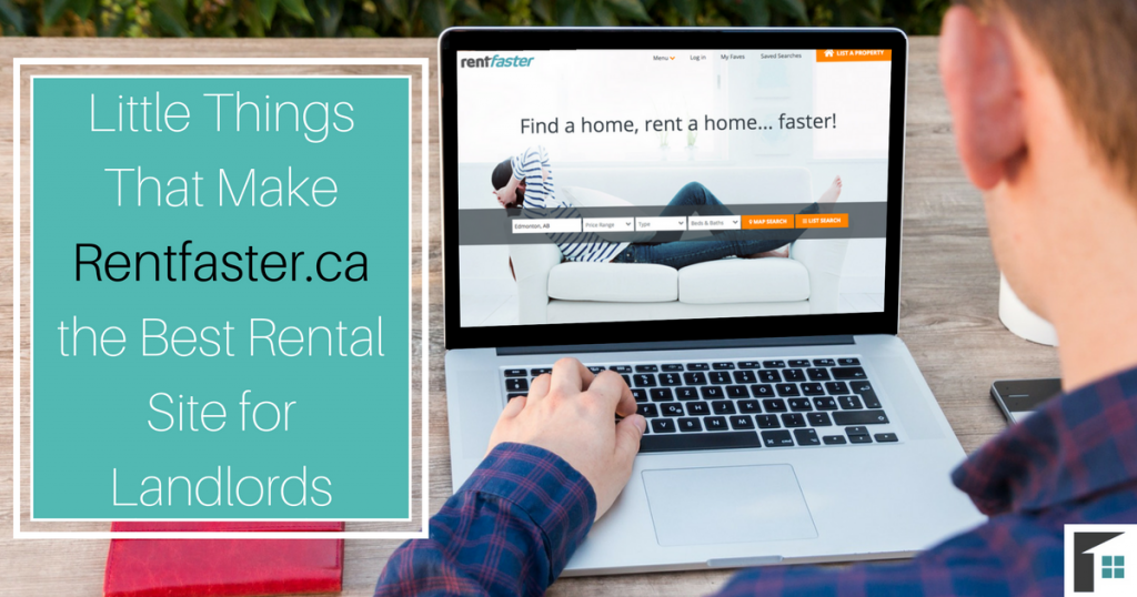 Little Things that Make Rentfaster the Best Rental Site for Landlords Image