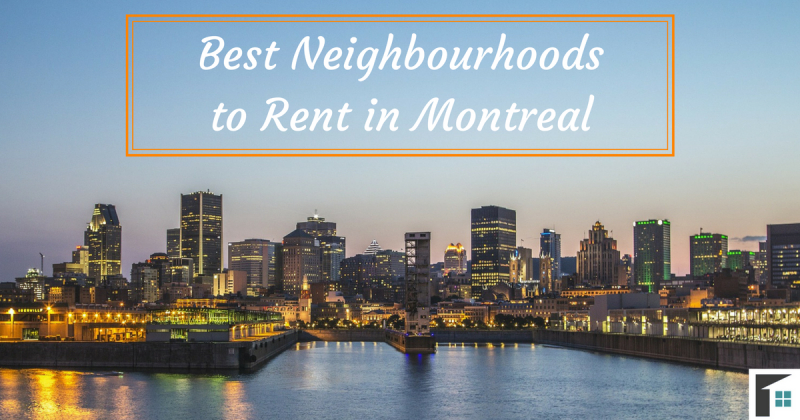 Best Neighbourhoods to Rent in Montreal