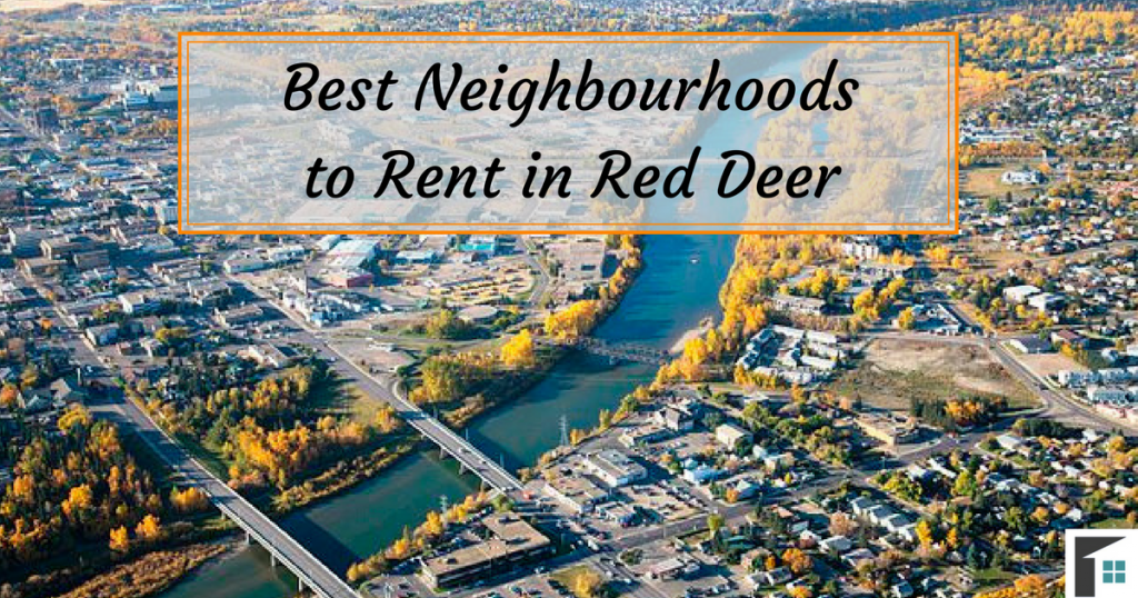 Best Neighbourhoods to Rent in Red Deer Image