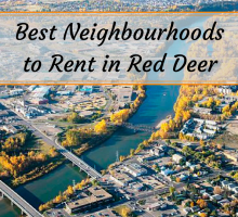 Best Neighbourhoods to Rent in Red Deer