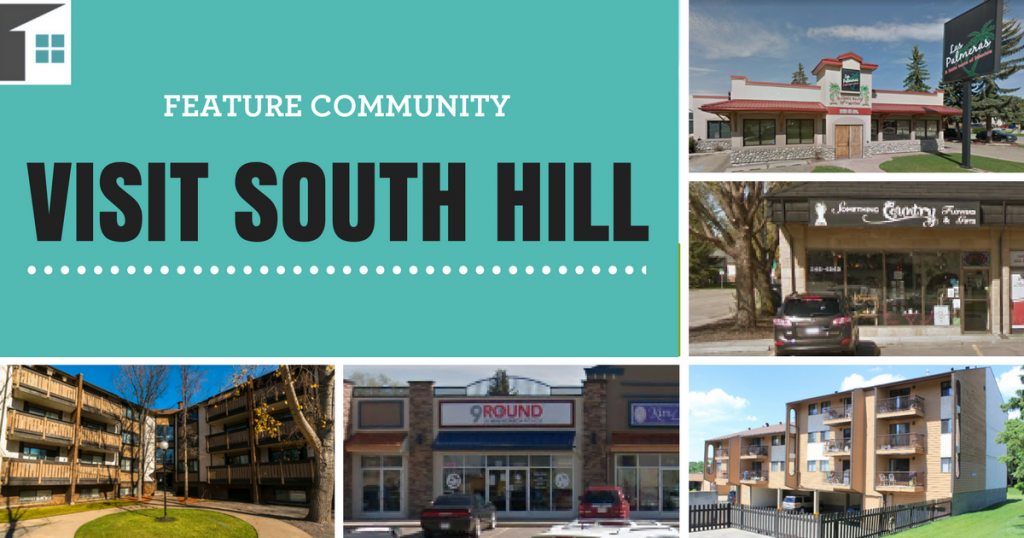 Feature Community - South Hill