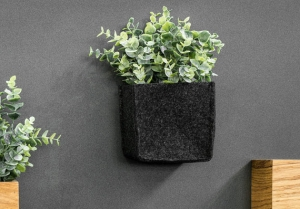 Magnetic Planters - Gardening Ideas