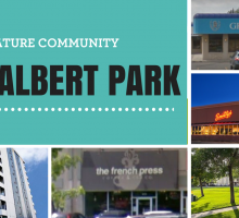 Feature Community: Regina's, Albert Park Neighbourhood