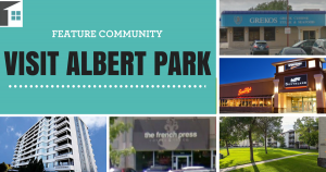 Feature Community - Albert Park Image