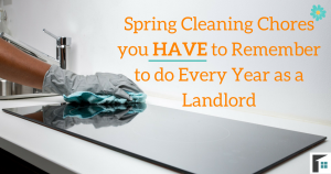 Spring Cleaning for Landlords Image
