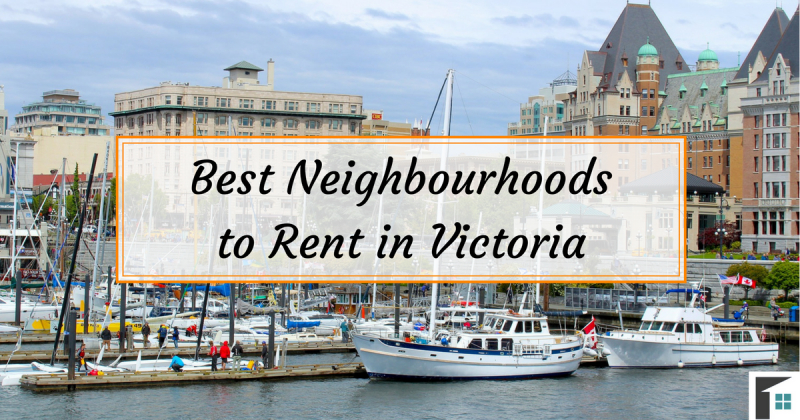Best Neighbourhoods to Rent in Victoria