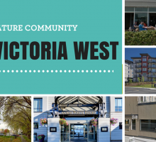 Feature Community: Victoria BC's Victoria West Neighbourhood