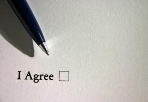 Final Paperwork - New Tenant