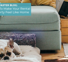 Make Your Rental Property Feel Like Home