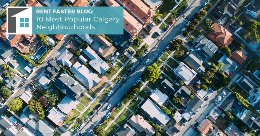 Popular Calgary Neighbourhoods