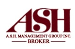 Property managed by Ash Management Group