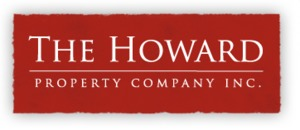 Property managed by The Howard Property Company Inc
